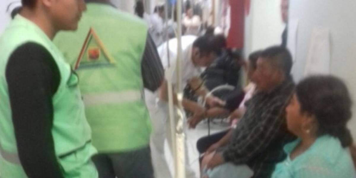 Explosión de pirotecnia en La Trinitaria, Chiapas, deja al menos 18 heridos