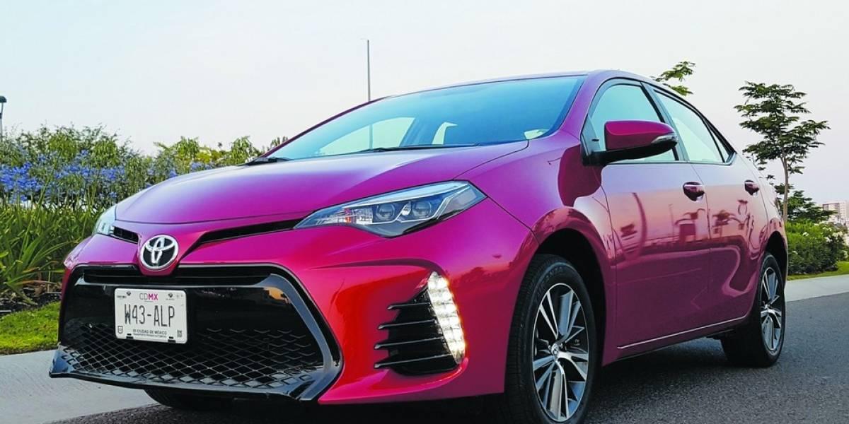 Toyota Corolla SE Plus 2017: el sedán más vendido está mejor que nunca