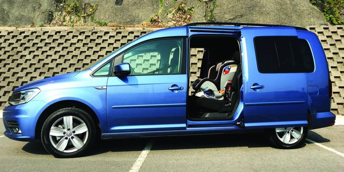 Volkswagen redefine la palabra espacio con la Caddy Pasajeros