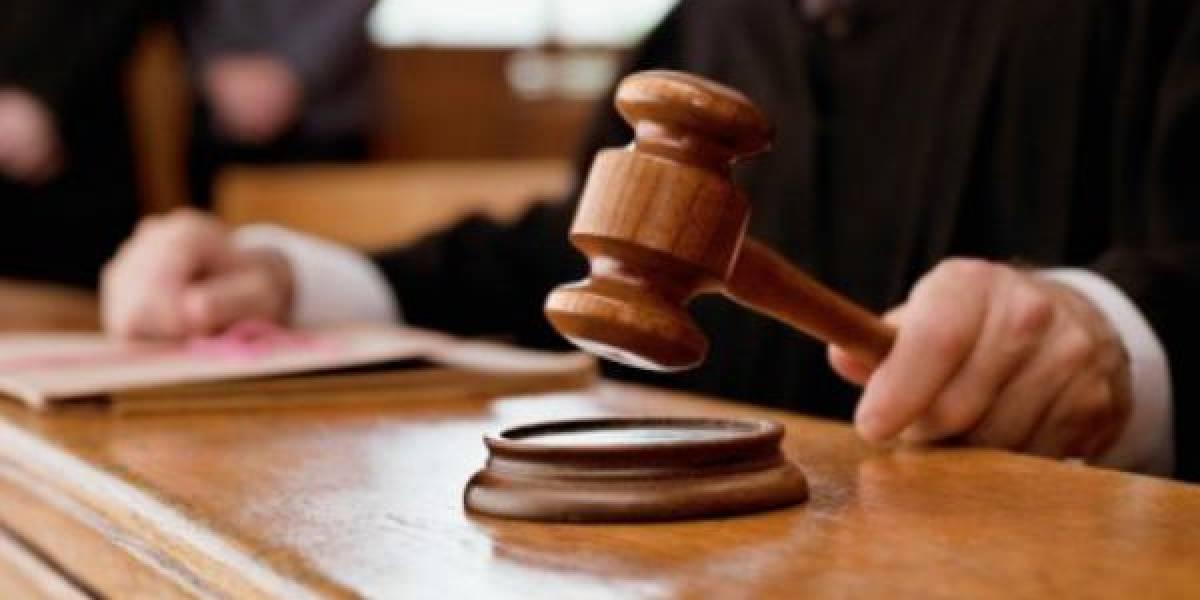 Envían a juicio a 12 personas señaladas de cometer actos anómalos en la PNC