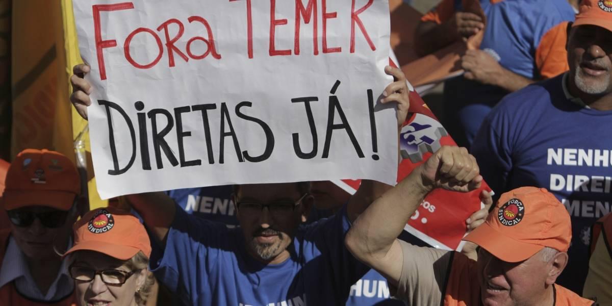 Brasil: aumenta la presión contra el presidente