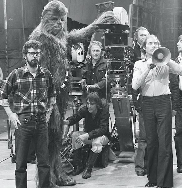 Star Wars estrenó su primera cinta un 25 de mayo