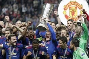 Manchester United venció a Ajax y gana la Liga Europa