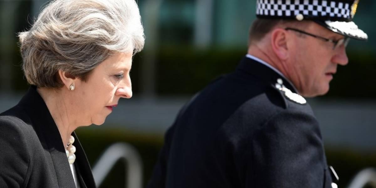 Theresa May acorta viaje a cumbre del G7 tras atentado en Mánchester