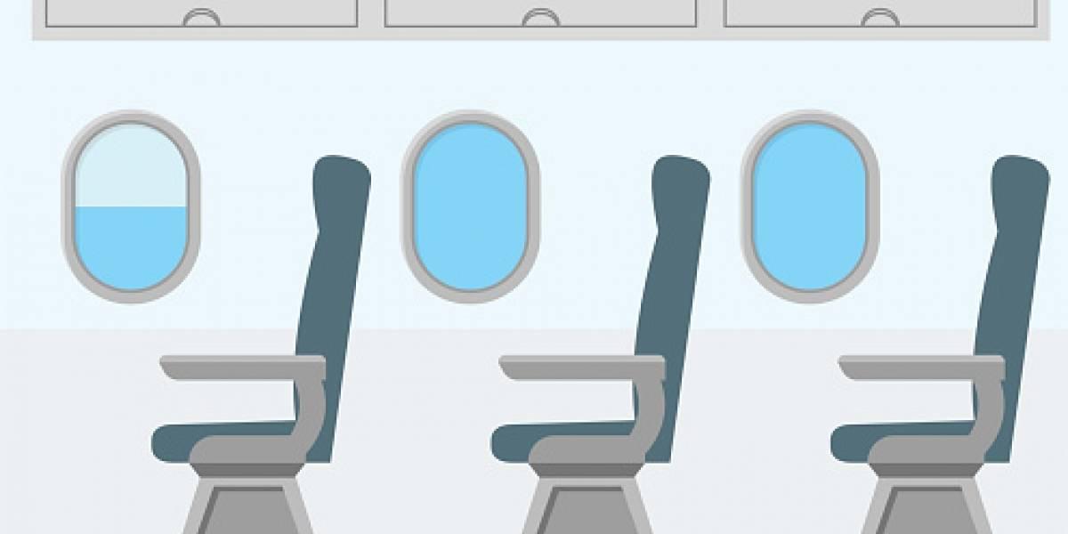 Aerolíneas tienen que retirar algunos asientos