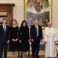 Reunión de Donald Trump con el Papa Francisco