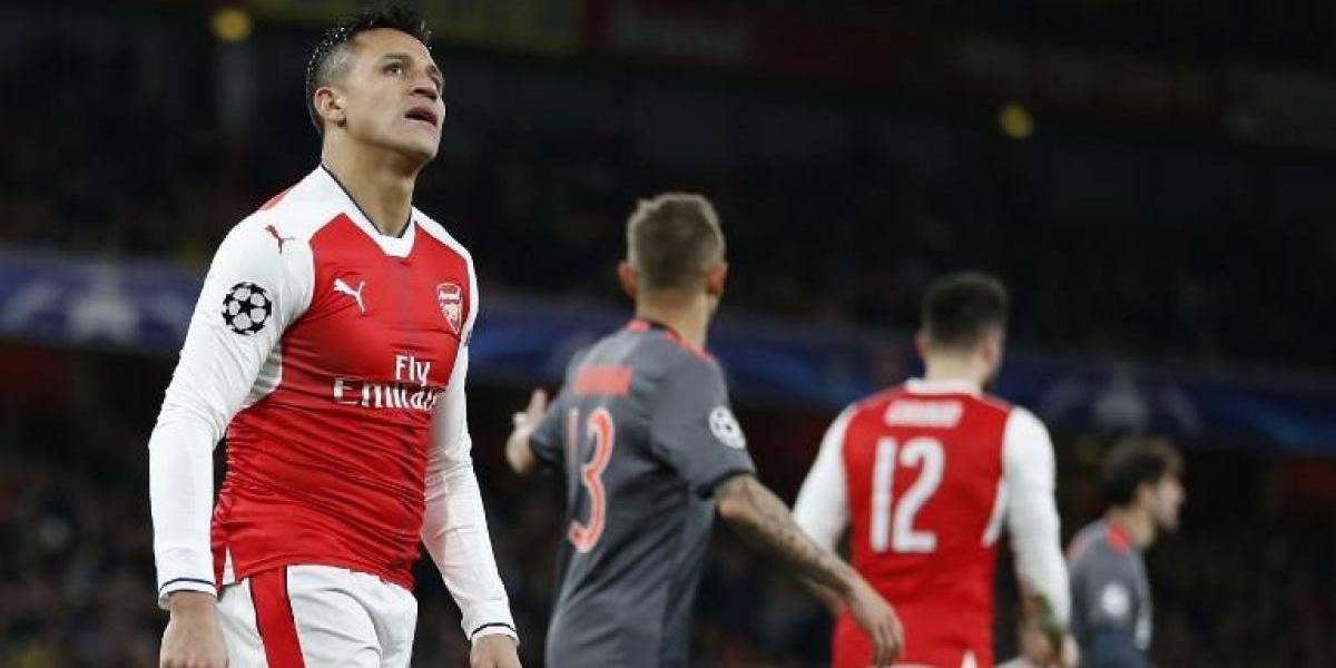 ¿Se enfría opción de Alexis? En Alemania aseguran que el Bayern no está seguro de ficharlo