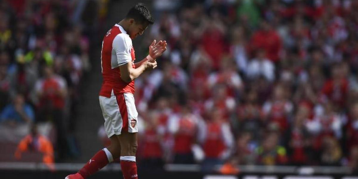 """En el Arsenal no quieren perder a Alexis: """"Es fácil de ver lo importante que es"""""""