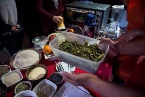 La marihuana entra de lleno en la cocina chilena de la mano de una chef argentina