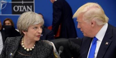 """May se quejará con Trump por filtraciones sobre el atentado de Manchester"""""""