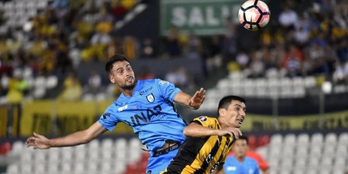 Los grandes números de Iquique que no le bastaron para avanzar a octavos de la Libertadores