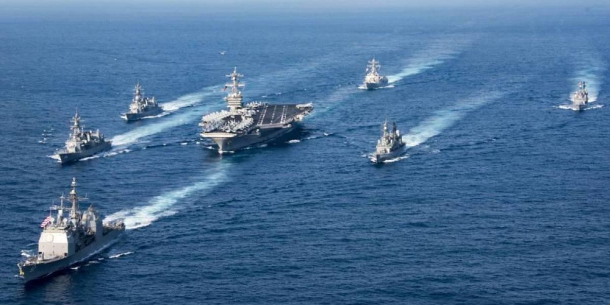 Nuevo escenario de tensión: buque de guerra de EEUU desata la ira de China