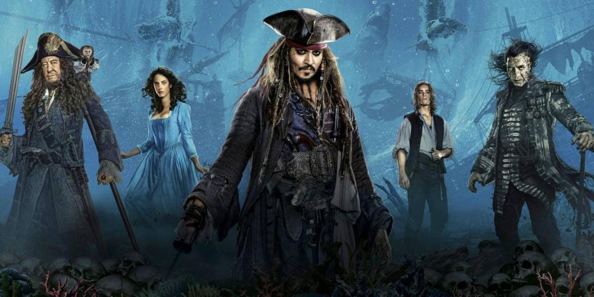 "Seis curiosidades de ""Piratas del Caribe: La Venganza de Salazar"""