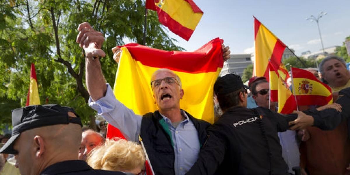 Rechaza Rajoy negociar sobre independencia de Cataluña