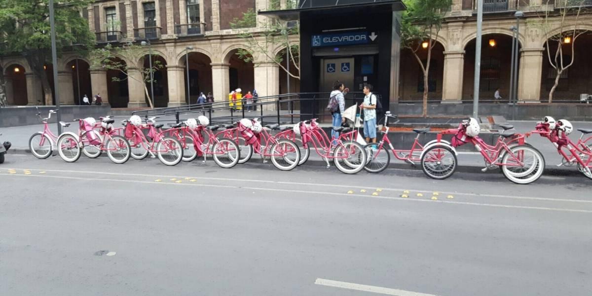 Reactivan servicio de bicibuses en el Centro Histórico