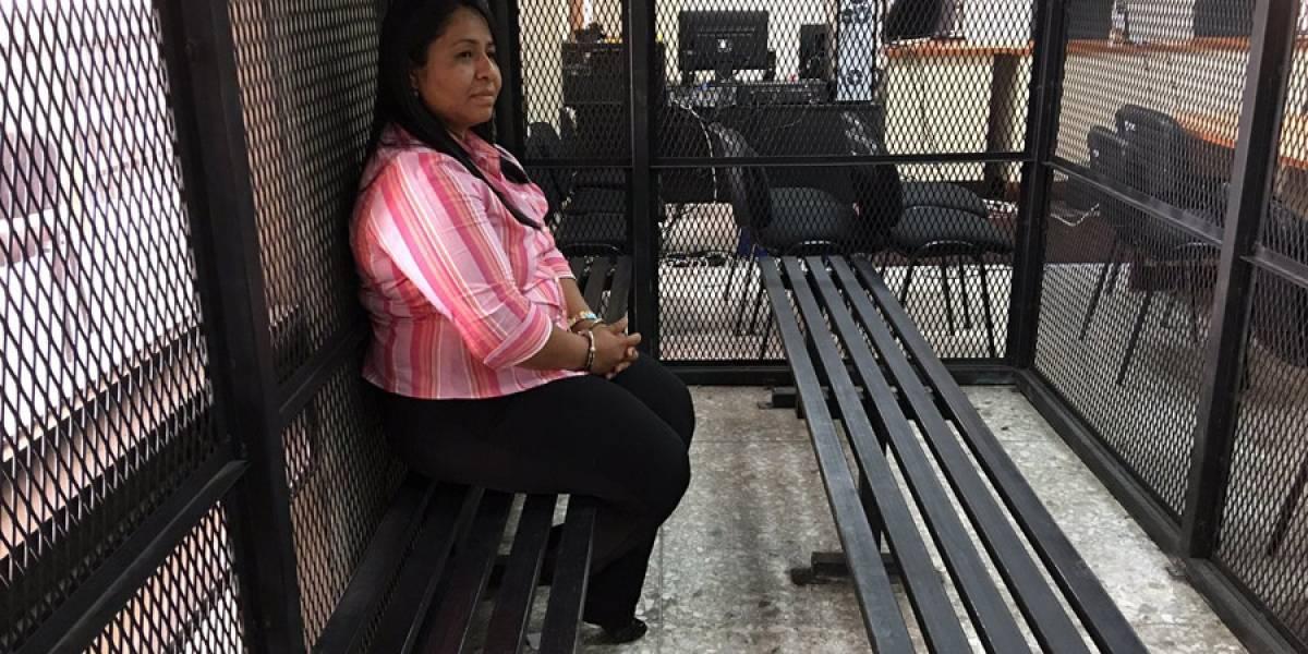 """Condenan a 40 años de prisión a Sonia Lemus alias """"la Gorda"""", socia de """"la Patrona"""""""