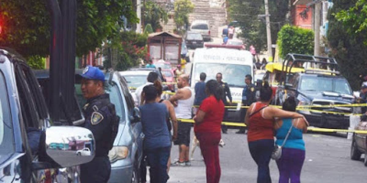 Asesinan a joven dentro de su casa en la GAM
