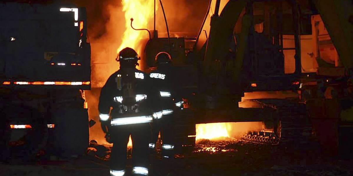 Gobierno invocará Ley Antiterrorista tras ataques incendiarios en La Araucanía