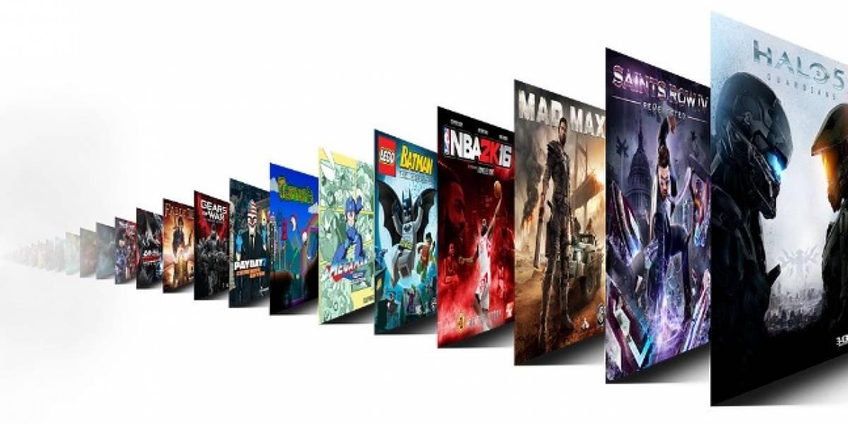 Un game pass parecido a Netflix llegará a Xbox en junio