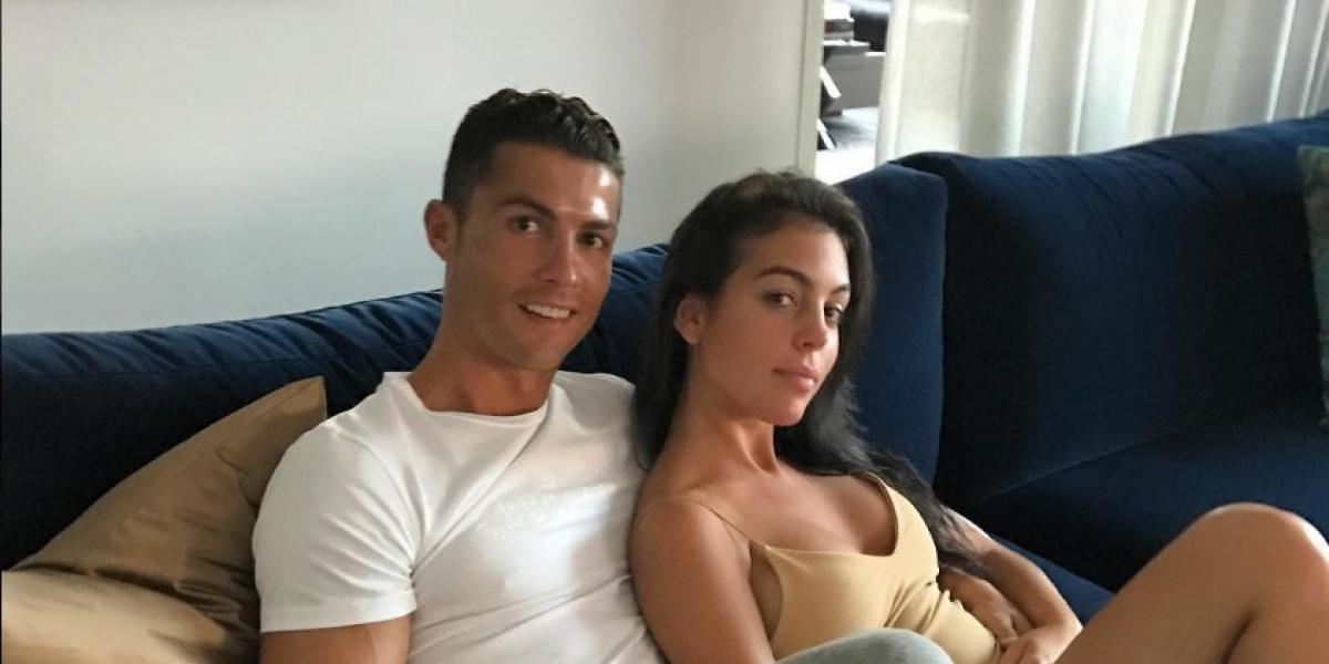La primera foto que Cristiano sube a Instagram con Georgina Rodríguez