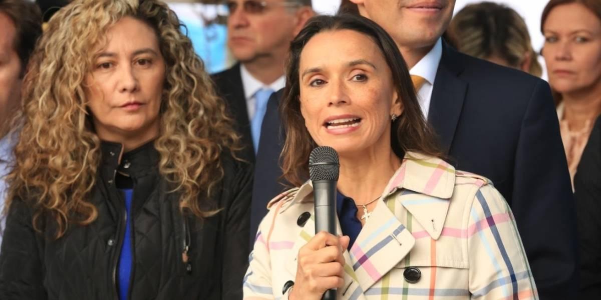 """Hemos apostado por la transformación de vidas"": María Consuelo Araújo, secretaria de Integración Social"