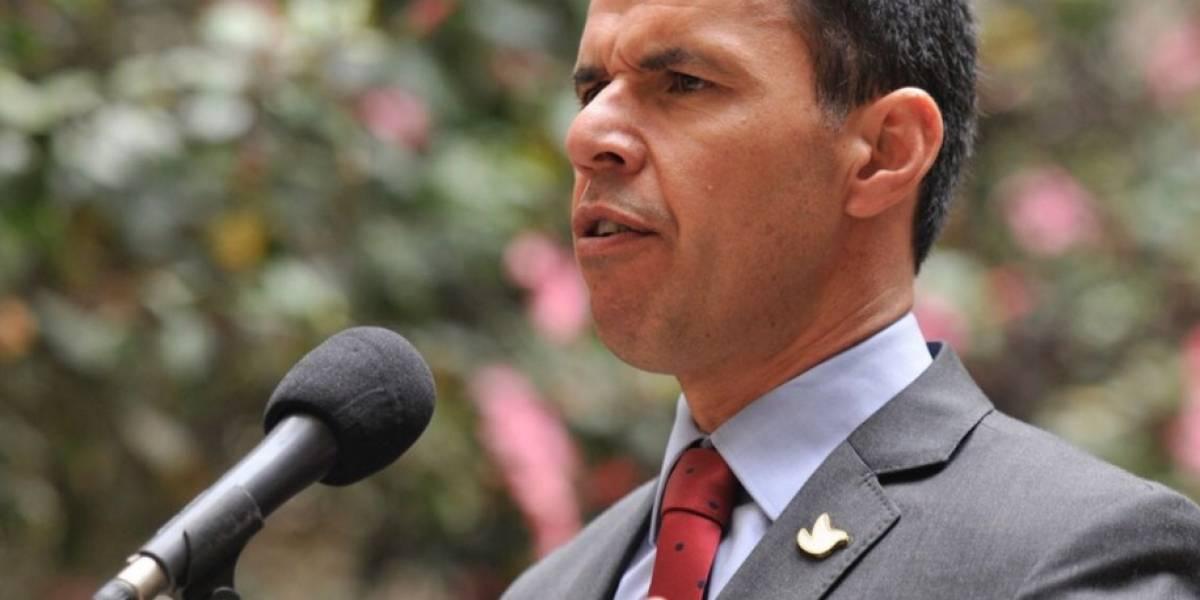 Guillermo Rivera es el nuevo ministro del Interior