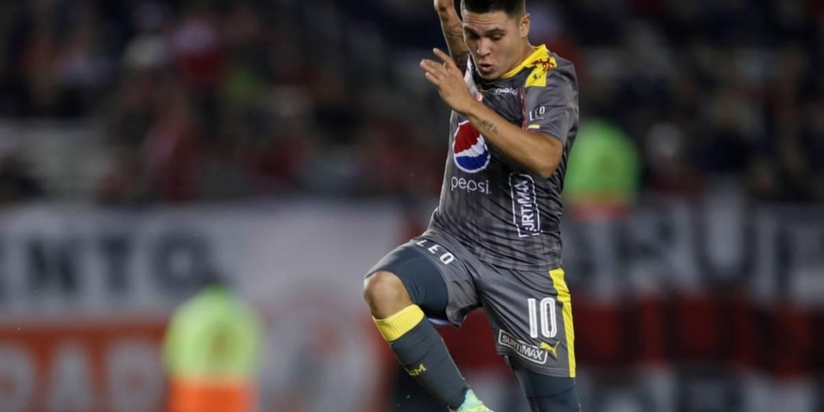 ¡Poderosa tristeza! Medellín derrotó a River Plate, pero no le alcanzó en Libertdores