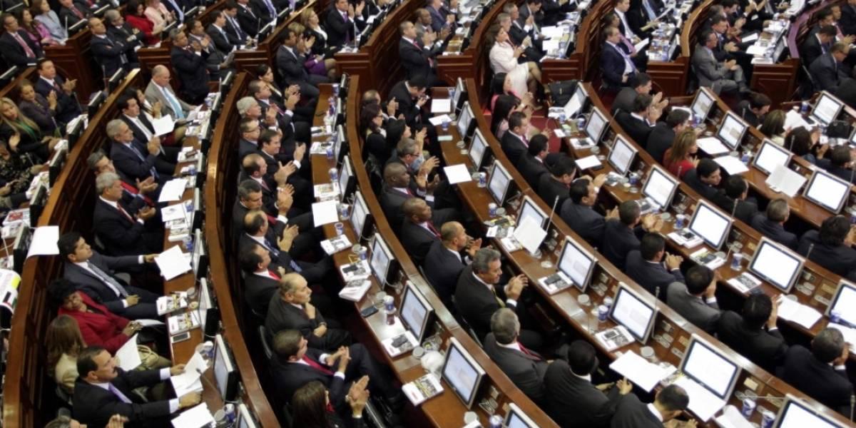 El partido MIRA inscribe sus candidatos para las elecciones al Congreso 2018