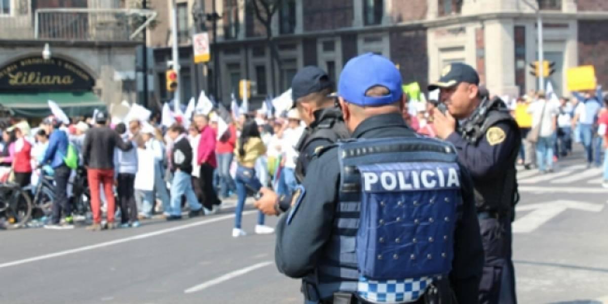 Marchas afectarán vialidades en la Ciudad de México