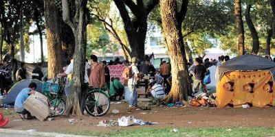 Nova Cracolândia altera rotina de colégios na região central de São Paulo