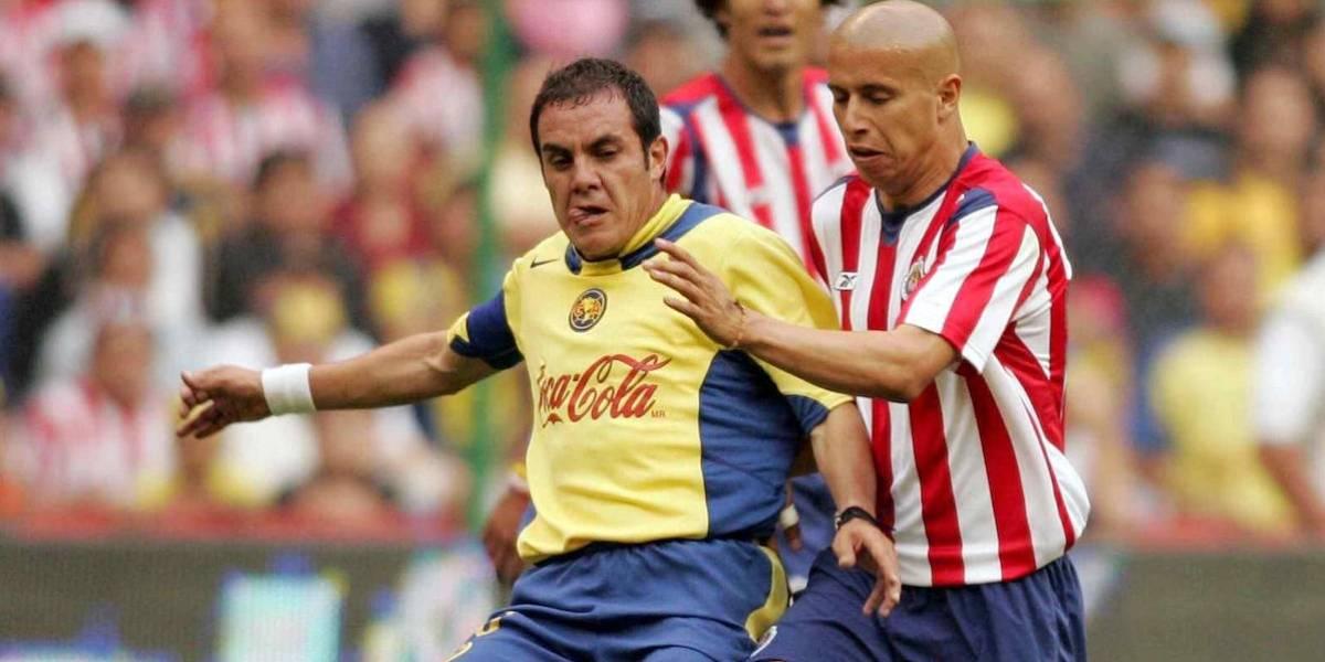 Cuauhtémoc Blanco ve a Tigres campeón sobre Chivas