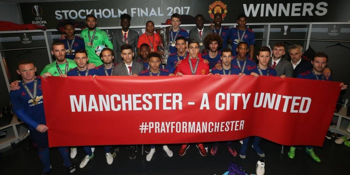 Manchester unido: Los equipos de la ciudad donaron un millón de dólares a las víctimas del atentado