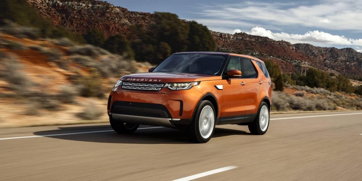 Más lindo que nunca, llega el totalmente nuevo Land Rover Discovery