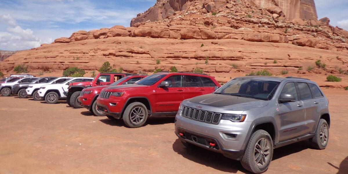 Grand Cherokee Trailhawk: Potencia más allá de la carretera