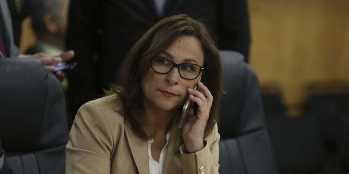 """Rocío Nahle es la que """"le acerca dinero a AMLO"""": Eva Cadena"""