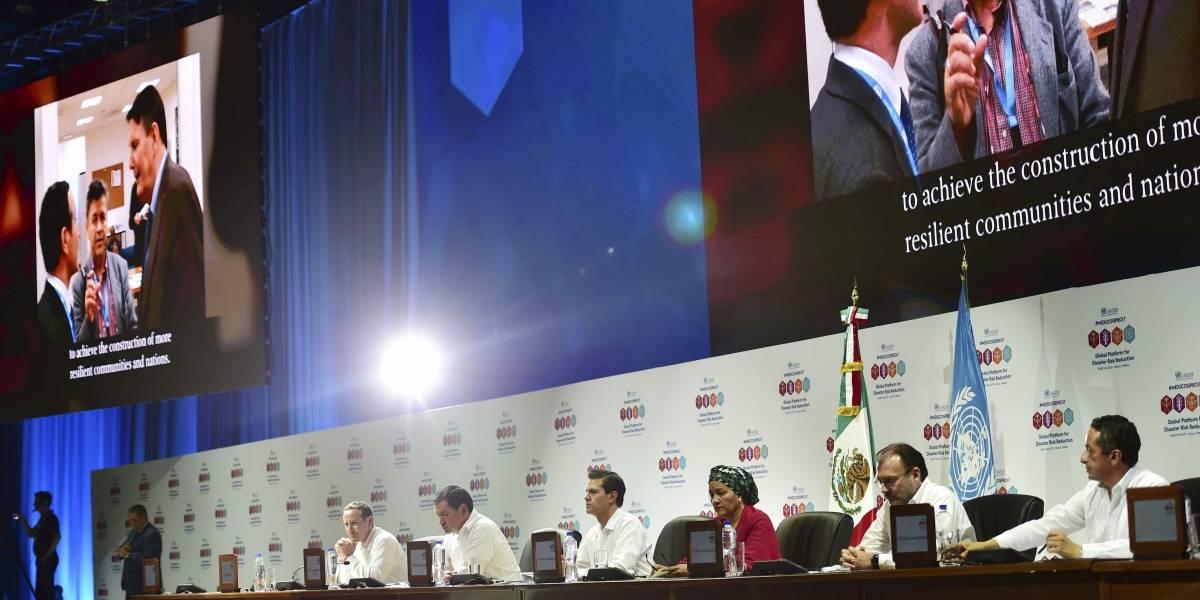 Vigilancia epidemiológica en Cancún por reunión global sobre riesgos y desastres