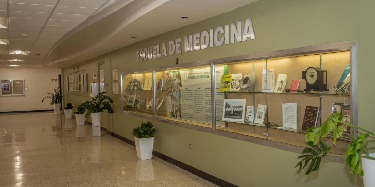 Escuela de Medicina UPR: soporte de salud del País