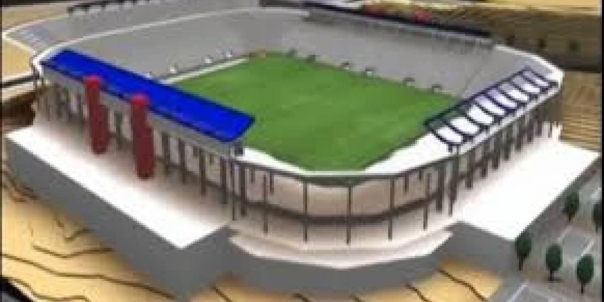 """En Azul Azul no dan por muerto el tema estadio en la U: """"No está caído al 100%"""""""