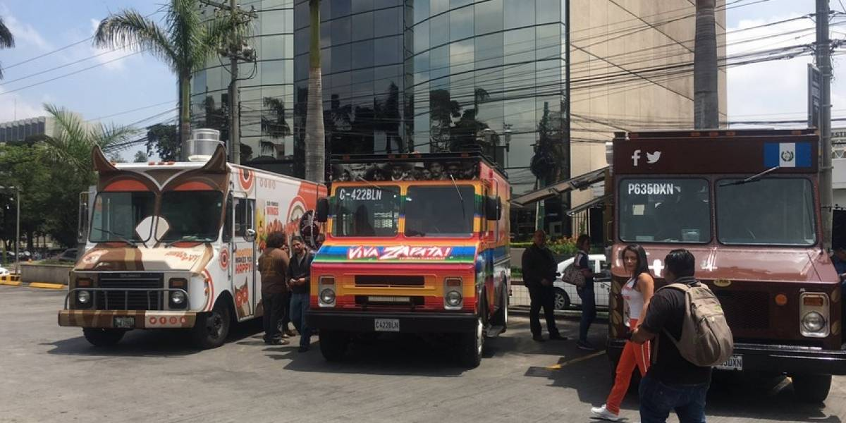 Presentan gremial de food trucks con enfoque social