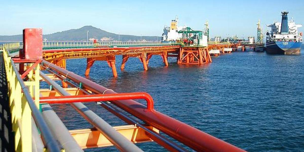 Enap y Colbún suscriben contrato de suministro de gas y servicio de regasificación por 12 años