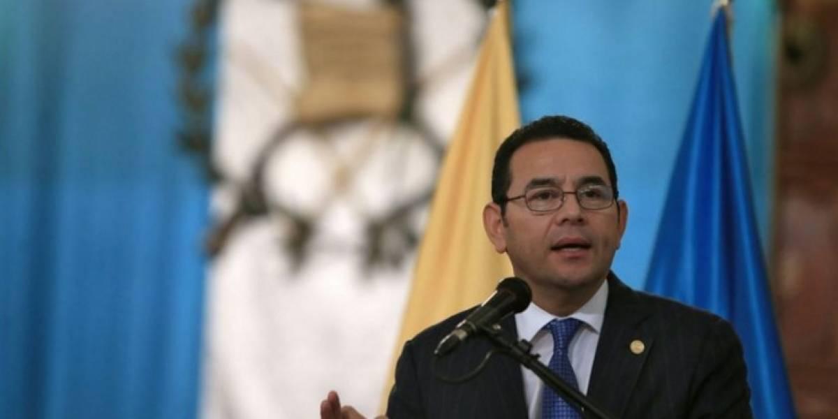"""El presidente arremete contra la bancada UNE y dice que realiza oposición de """"estorbo"""""""