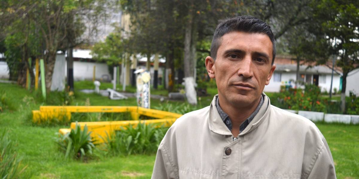 """""""No me arrepiento de haber sido habitante de calle"""": Hugo Ortiz"""