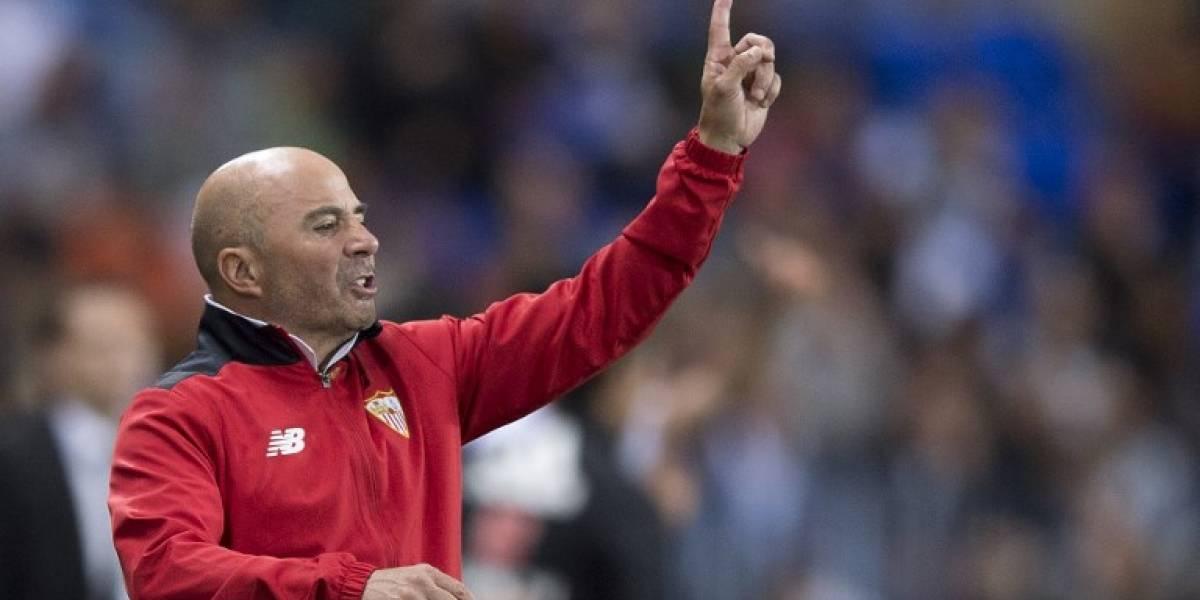 Sampaoli llega a Argentina para tomar las riendas de la selección
