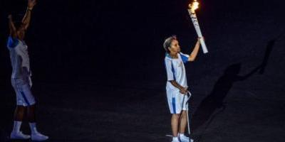VIDEO. Marcia Malsar dio el primer gran ejemplo de superación en los Juegos Paralímpicos