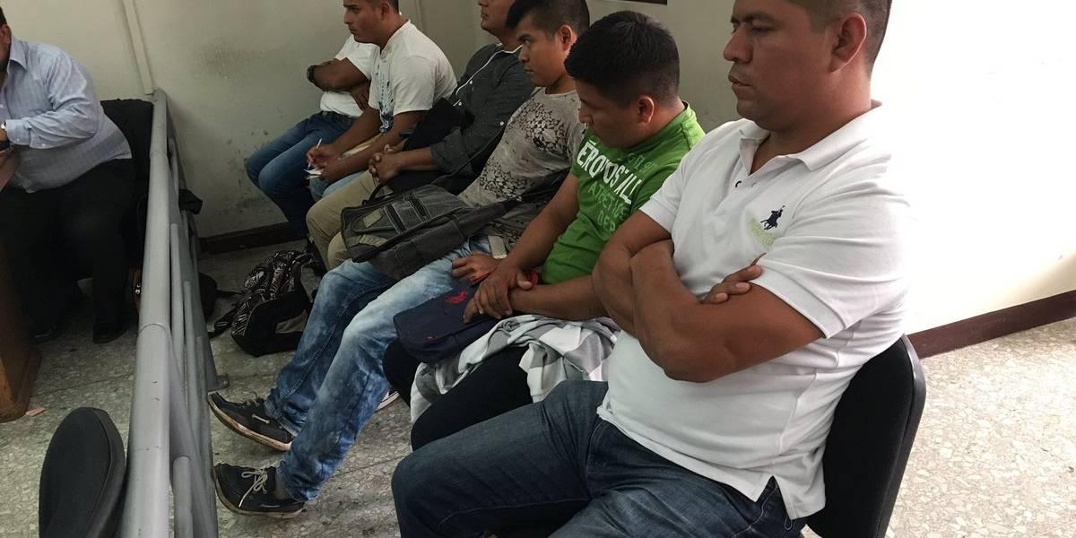 Seis policías en juicio por fuga de exmilitar peruano