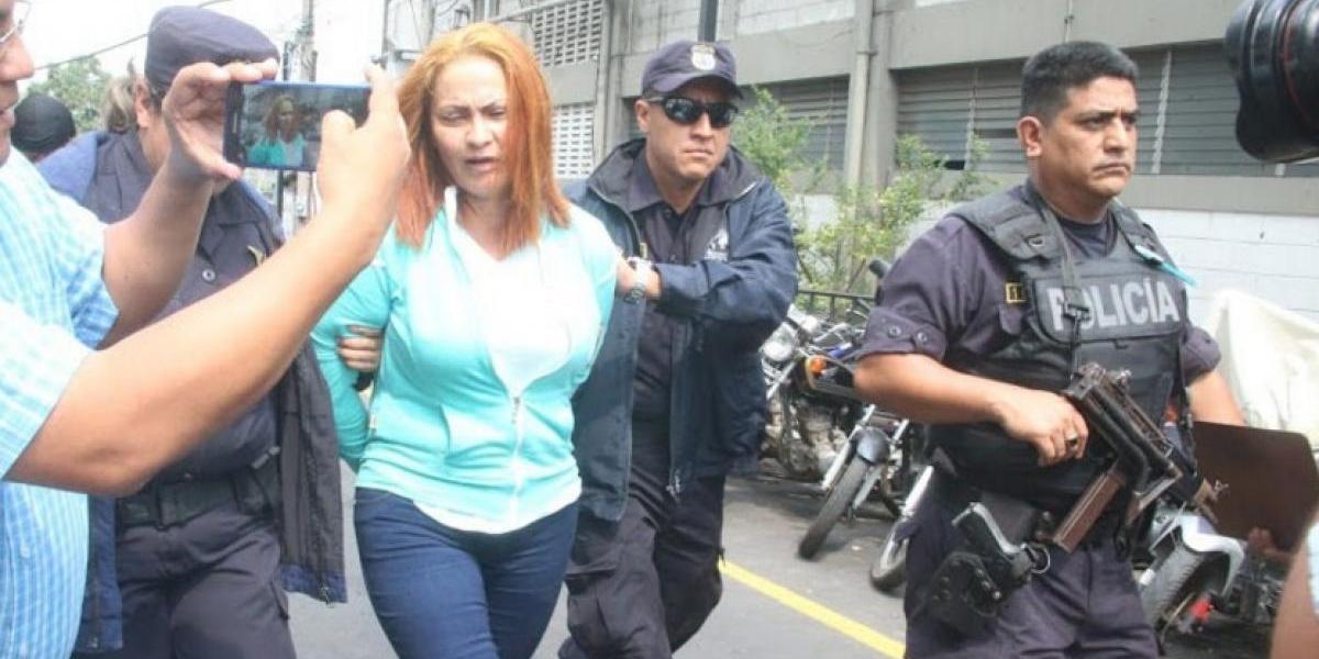 """""""La Patrona"""" era apoyada por familiares en El Salvador, según autoridades"""