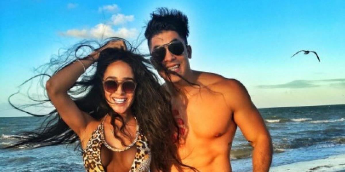 """La supuesta boda entre Mane y Jawy de """"Acapulco Shore"""" era una farsa, ¿se separaron?"""