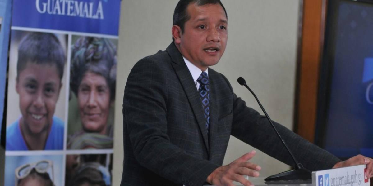 Exministro de Gobernación, Francisco Rivas, acude a Tribunales por denuncias en su contra