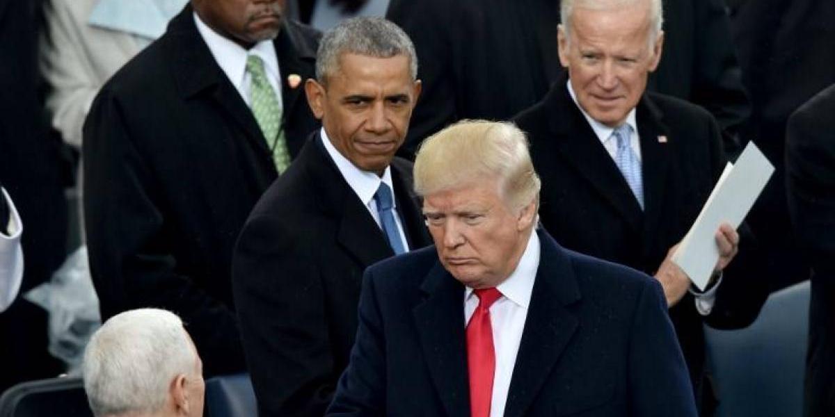 ¿Obama le hace sombra a Trump? las nuevas apariciones del ex presidente ponen en duda sus intenciones con la Casa Blanca