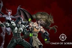 Omen of Sorrow, un juego de peleas para PS4 hecho en Chile